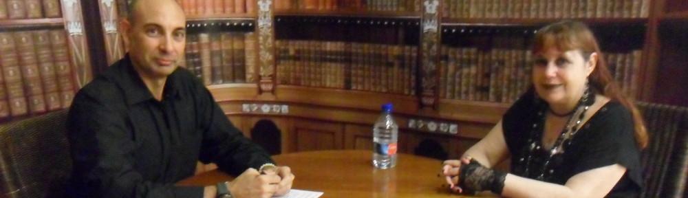 El Lobo Estepario: Raúl Tristán entrevista a Adela Rubio
