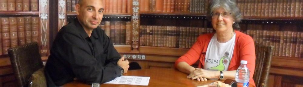 Raúl Tristán entrevista a Belén Boloqui, defensora del patrimonio aragonés, en 'El Lobo Estepario